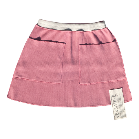 Two-Pocket Skirt in Multiple Colors