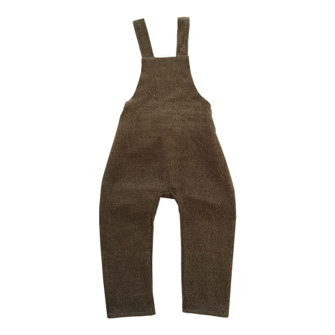 Brown Dungaree