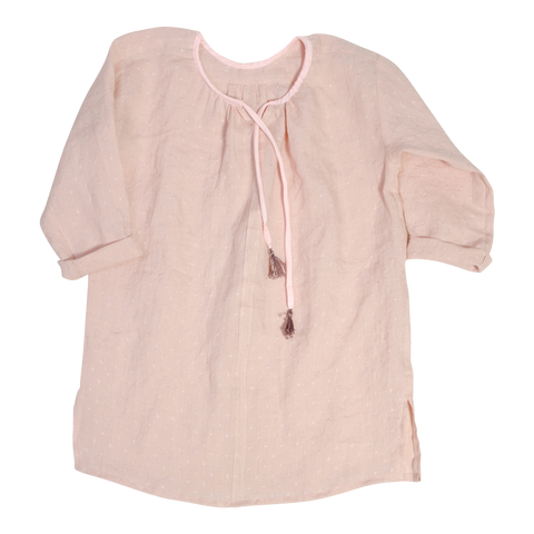 Tunic Dress in Rose