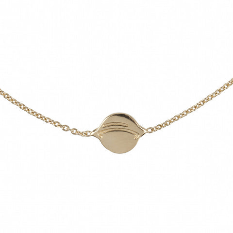 You Saturn-ed My Life Around Necklace
