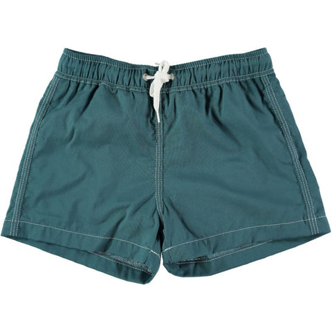Swim Trunks in Green - Curumi | niko+ava