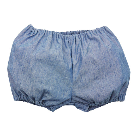 Bloomers in a Box in Chambray