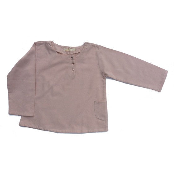 Cotton Rose Shirt