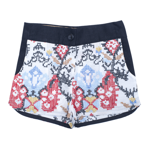 Women's Kaleidoscope Shorts