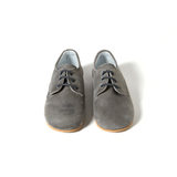 The Imani in Grey Leather