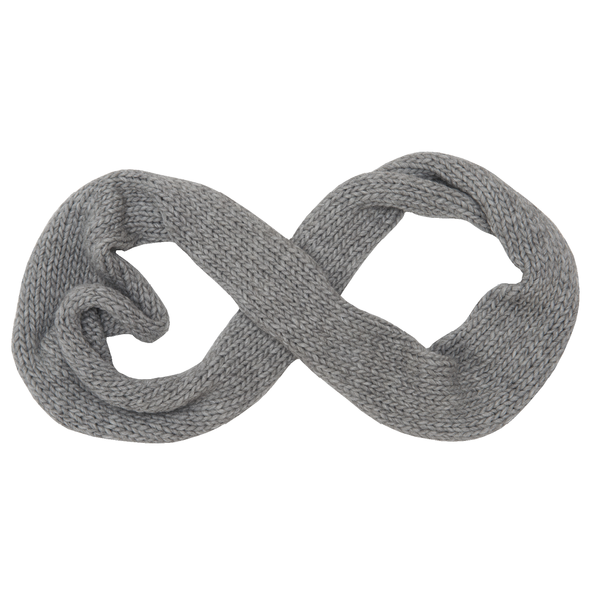 Handknit Pebbles Infinity Scarf - Paade Mode