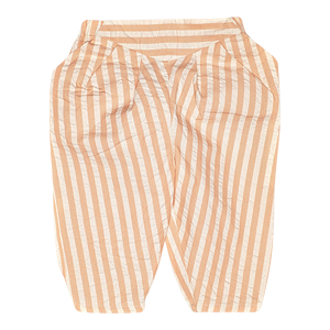 Pants Pam Seersucker in Peach