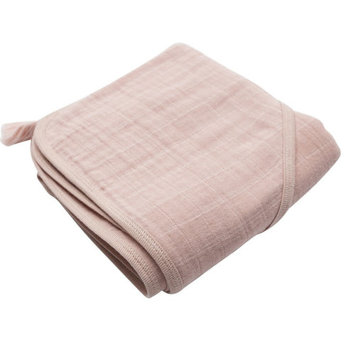 Hooded Towel in Pink - Moumout