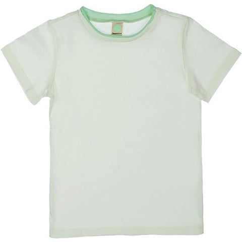 T-Shirt Tari Single Jersey in Off-White