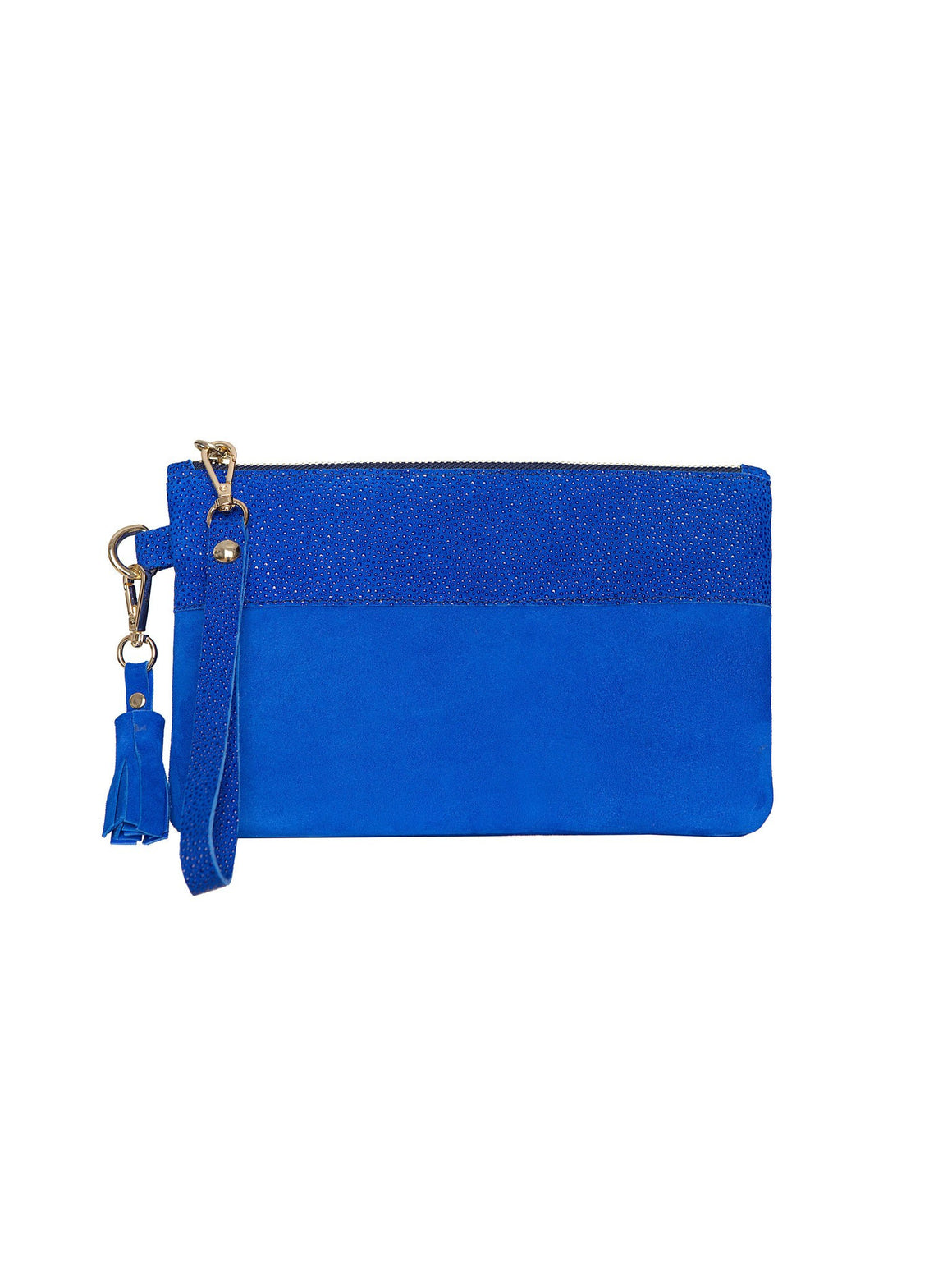 - - Mini Twist Drop Cobalt - -