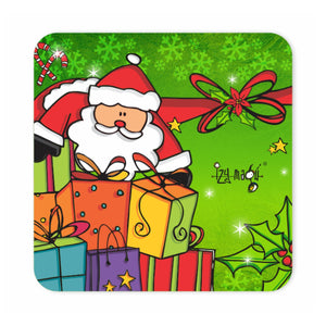 Christmas Coasters by Izy Magu Set (4)