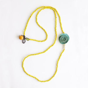 Getaway Necklace Six-in-One - Amano Artisans