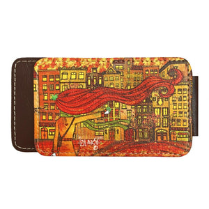 Izy Magu Magic Wallet - Amano Artisans