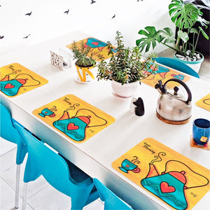 Izy Magu Placemats