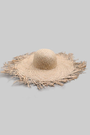 Island Hopper Straw Hat