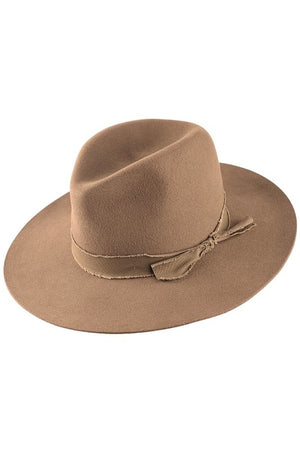 Canyon Wide Brim Fedora