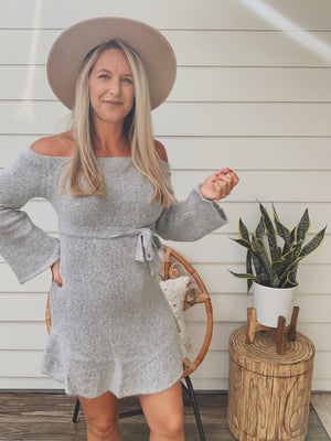 Forever In Love Sweater Dress