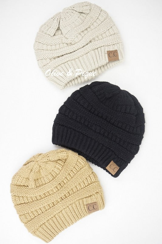 61816b4b7a506 Light Gold Beanie - Sunkissed   Salty