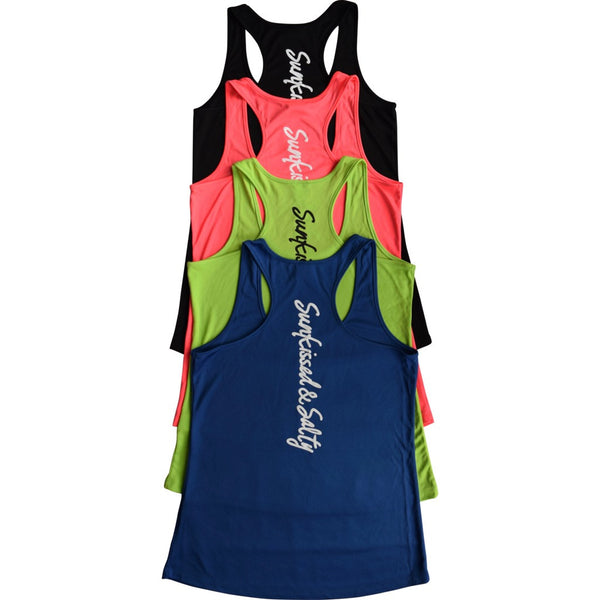 Ladies racerback tank top, performance tank top, women's performance shirt, women's performance tank top, ladies performance shirt, women's activewear, ladies activewear, women's racerback tank top, ladies racerback tank top