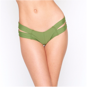 Montce Swim Olive Euro Bottom
