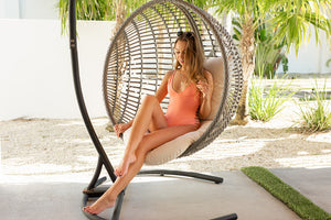 Cage Me Up One Piece-Coral Shores