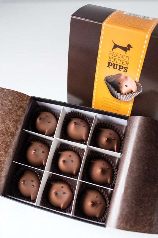 Peanut Butter PUPS - Gearharts Fine Chocolates