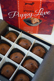 Valentine's Day Peanut Butter PUPS - Gearharts Fine Chocolates