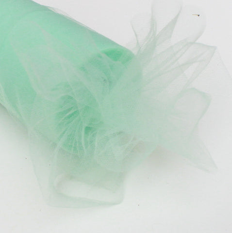 Tulle Rolle - Mint tulle roll - 6 inches - 100 yard - Mint Tulle Spool - tulle rolls - Mint wedding decor - Mint tulle roll - Tulle Spool 100 yard