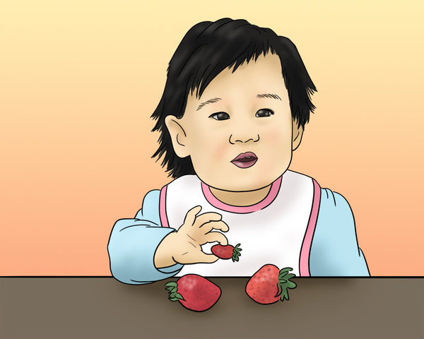 stanford REAP rural china illustrations Loraine Yow