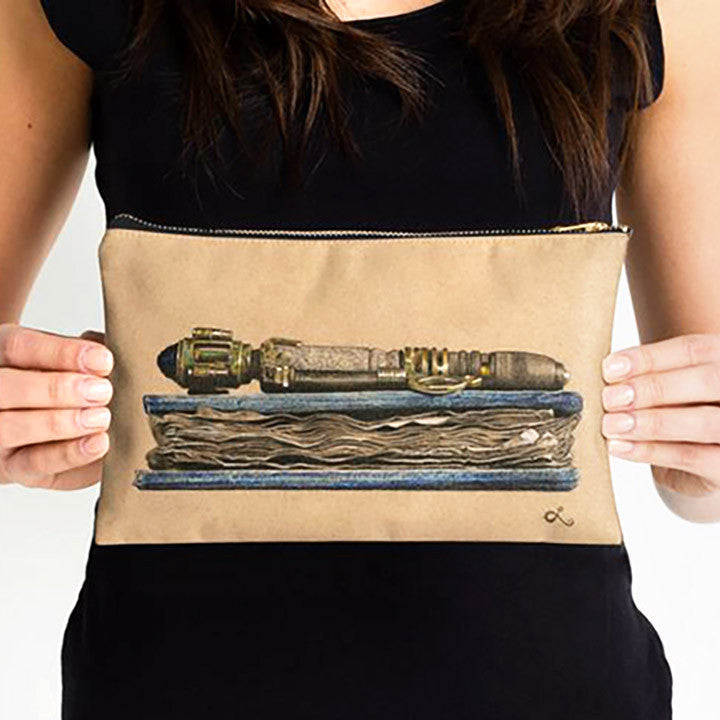 river song accessory bag sonic screwdriver pouch