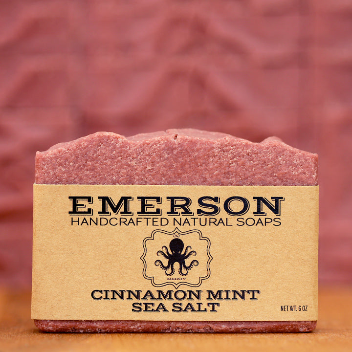 Cinnamon Mint Sea Salt