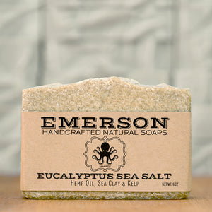 Eucalyptus Sea Salt