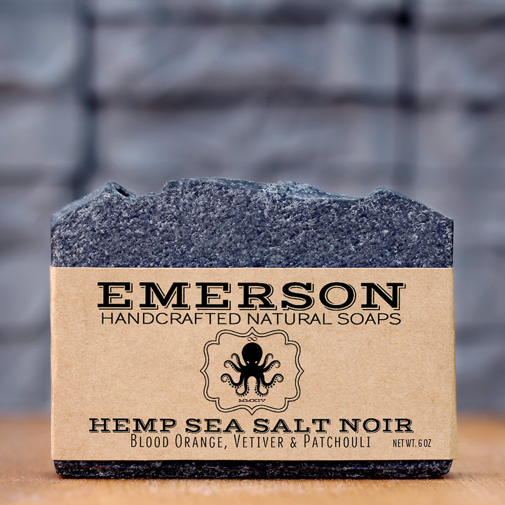 Hemp Sea Salt Noir