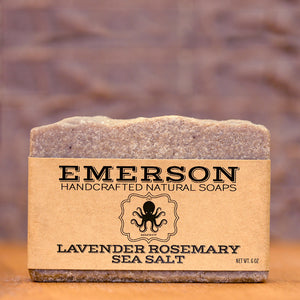 Lavender Rosemary Sea Salt