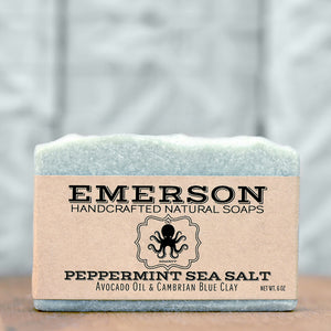Peppermint Sea Salt