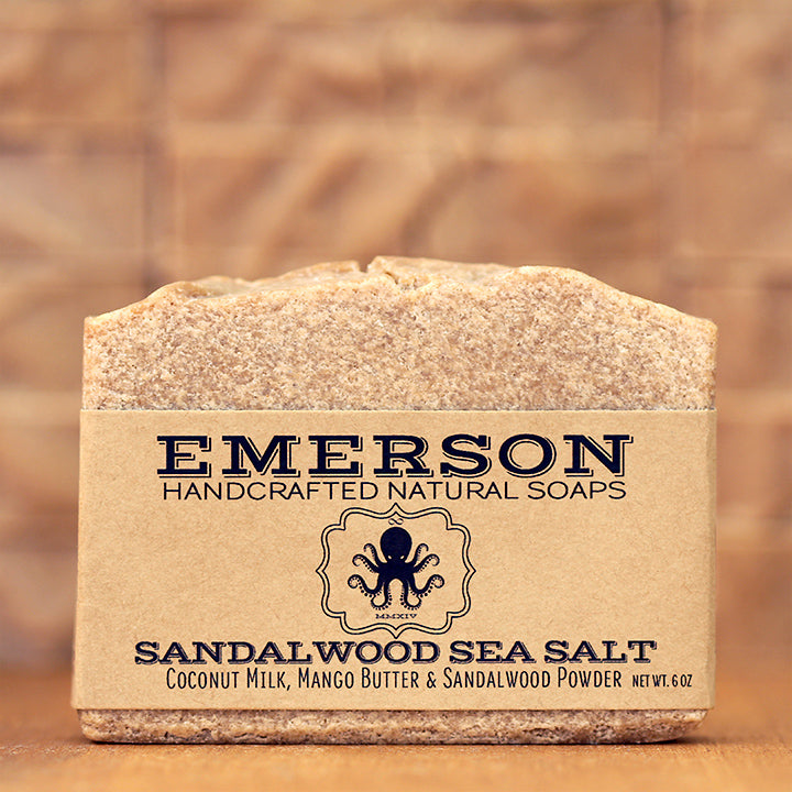 Sandalwood Sea Salt