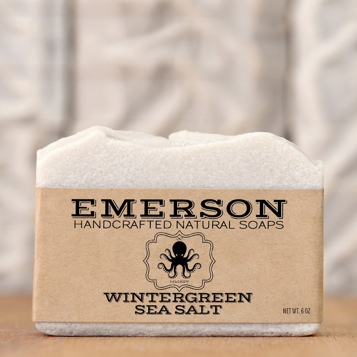 Wintergreen Sea Salt