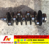 CRANKSHAFT FOR ALFA ROMEO FIAT SAAB OPEL VAUXHALL 2.0 JTD CDTI ENGINES