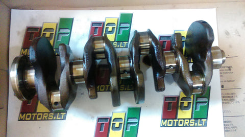 N18B16A 1.6 PETROL MINI ENGINE CRANKSHAFT REF OF0103