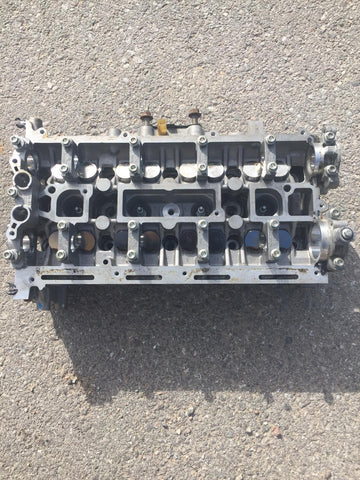 FORD FOCUS ST RS 2.0 ECOBOOST PETROL ENGINE code r9da CYLINDER HEAD with valves 2014-2018 III MK3 16V ST 250HP part number RFCJ5E6090EB rfcj5-6090-eb