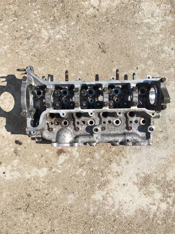Cylinder head for Toyota 1.4 diesel engine code d4d 1nd