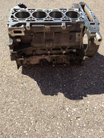 ENGINE CYLINDER BLOCK A20NFT 2.0 2,0 PETROL TURBO CHARGED PART NUMBER A330061 GM 12642782 C32505 BUICK REGAL VERANO SAAB 9-5 opel astra vxr insignia opc