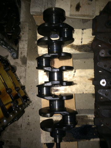 2002 FORD 1.8 TDCI DIESEL ENGINE CRANKSHAFT