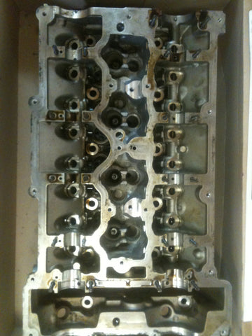 N43B20 BMW 2.0 PETROL ENGINE CYLINDER HEAD 7 559 168 06 7559168 - 06 REF OF0230