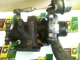 Z19DTR SAAB 1.9 TTID DIESEL TWIN TURBO ENGINE TURBO CHARGER 55215256 REF OF0244