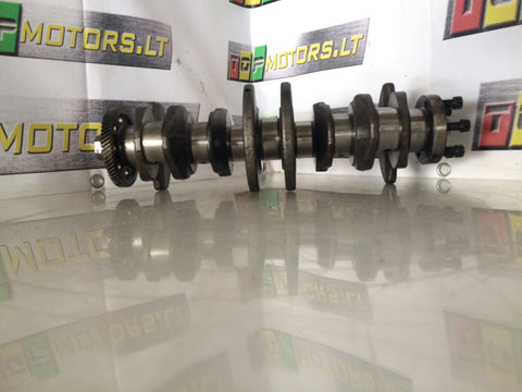 2010 CAH AUDI SEAT 2.0 TDI DIESEL ENGINE CRANKSHAFT