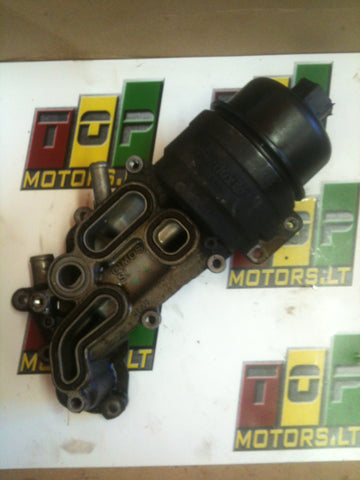 N14B16 N14B16AB MINI COOPER S 2007 2008 2009 2010 1.6 PETROL TURBO ENGINE OIL FILTER HOUSING PURFLUX V 7 546 279 80 7546279 REF OF0319