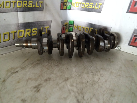 2002 1ZZ TOYOTA 1.8 PETROL ENGINE CRANKSHAFT