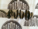 2009 N43 N43B20 BMW 2.0 PETROL ENGINE CRANKSHAFT