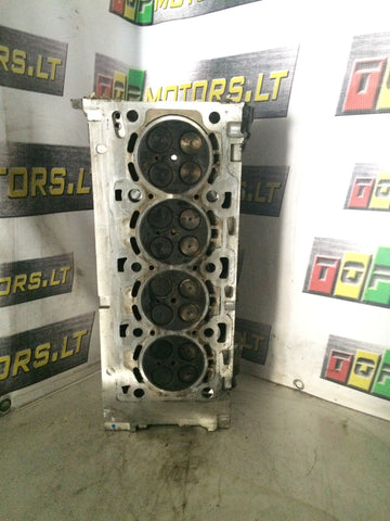 2012 Z20D1 CHEVROLET OPEL 2.0 DIESEL ENGINE CYLINDER HEAD 25183241